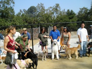 Opening Day 2005 - Hermon Dog Park